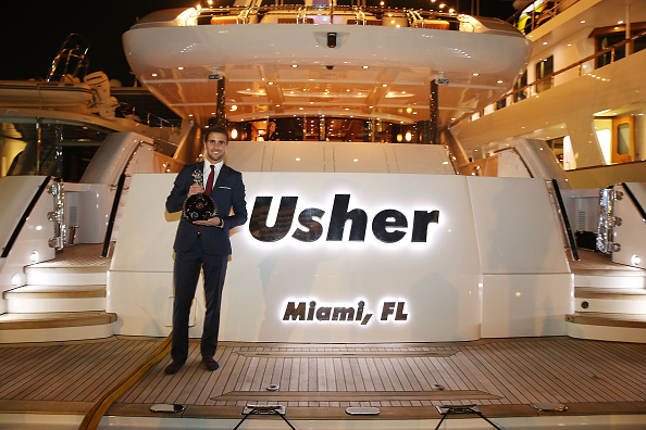 Gulf Coast States「Haute Time & Louis XIII Cognac Host A Collectors Dinner To Kick Off Miami International Boat Show With A Special Presentation By F.P. Journe Aboard MY USHER Yacht」:写真・画像(11)[壁紙.com]