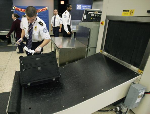 Explosive「TSA Announces Funds For Explosive Detection System」:写真・画像(4)[壁紙.com]