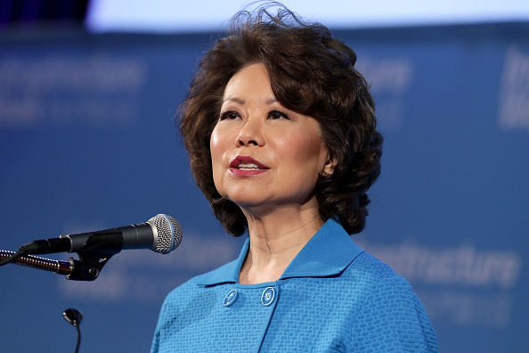 Elaine Chao「U.S. Chamber Of Commerce Holds Discussion On Infrastructure And U.S. Economy」:写真・画像(10)[壁紙.com]
