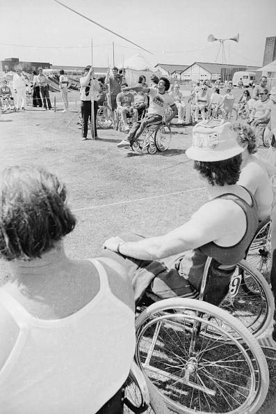 Men's Field Event「Paraplegic Games」:写真・画像(6)[壁紙.com]