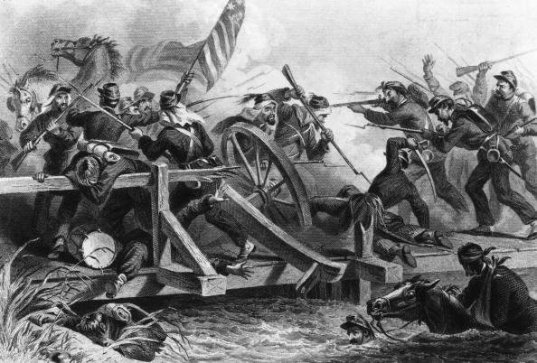 American Civil War「Manassas Battle」:写真・画像(3)[壁紙.com]