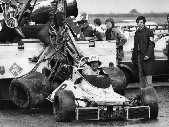 運転手「Carlos Pace's Car」:写真・画像(2)[壁紙.com]