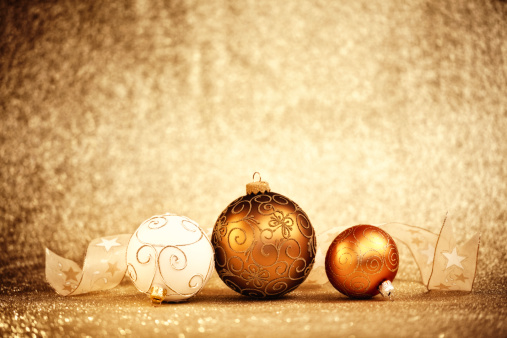 Pine Cone「Glitter Christmas Baubles」:スマホ壁紙(9)