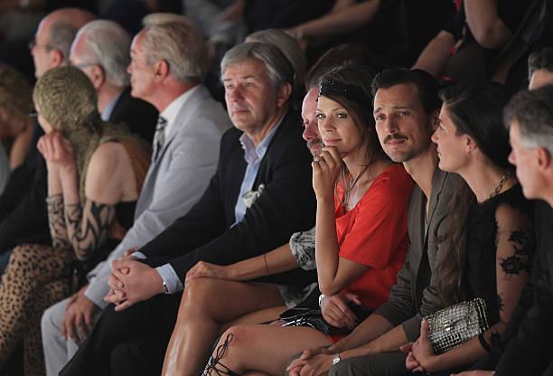 Hugo Show - Mercedes-Benz Fashion Week Berlin Spring/Summer 2012:ニュース(壁紙.com)