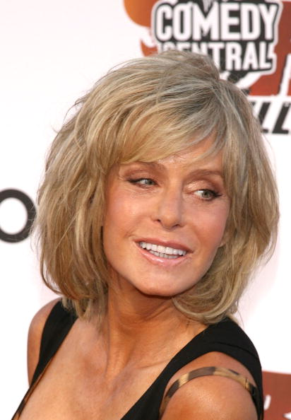 Farrah Fawcett「Comedy Central Roast Of William Shatner - Arrivals」:写真・画像(14)[壁紙.com]