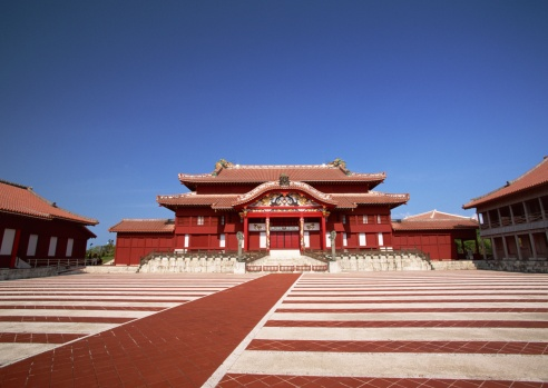 Rooftop「Castle of Shuri」:スマホ壁紙(18)