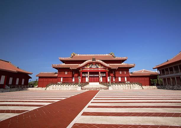 Castle of Shuri:スマホ壁紙(壁紙.com)