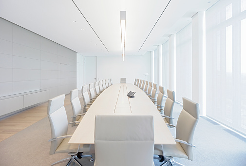 Business Finance and Industry「Modern conference room」:スマホ壁紙(17)