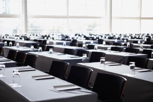 Meeting「Modern conference room」:スマホ壁紙(6)