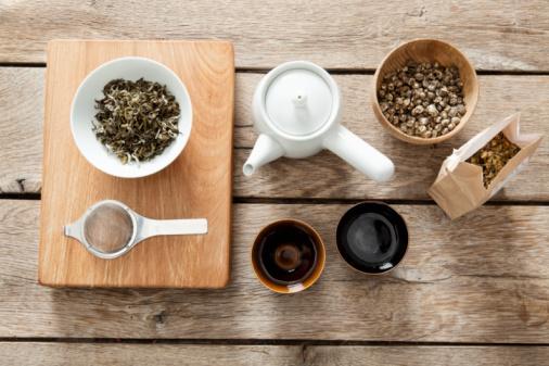 Teapot「stilllife of making tea.」:スマホ壁紙(6)