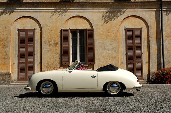 Circa 14th Century「1954 Porsche 356 1300S Cabriolet」:写真・画像(14)[壁紙.com]