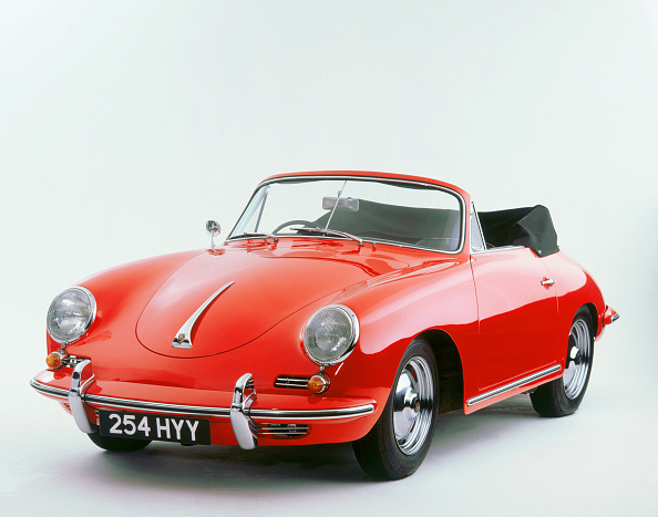 Clipping Path「1960 Porsche 356B Super 90」:写真・画像(5)[壁紙.com]