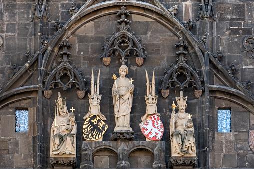 St Vitus's Cathedral「Prague, Czech Republic」:スマホ壁紙(9)