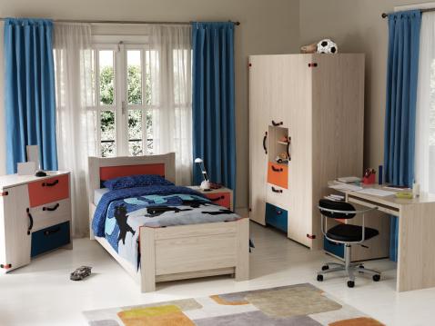 子供「お子様用ベッドルーム」:スマホ壁紙(5)