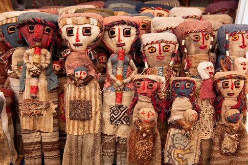 Peruvian Culture「Colorful Peruvian dolls」:スマホ壁紙(12)