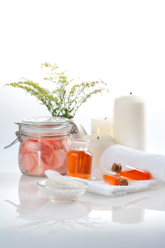 Health Spa「Aromatherapy products」:スマホ壁紙(3)