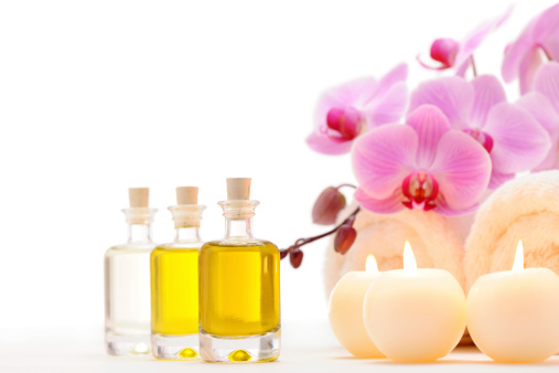Health Spa「Aromatherapy oil」:スマホ壁紙(3)
