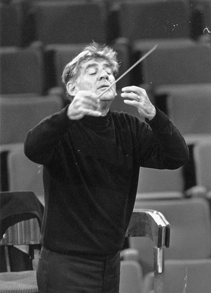 Conductor's Baton「Leonard Bernstein」:写真・画像(14)[壁紙.com]