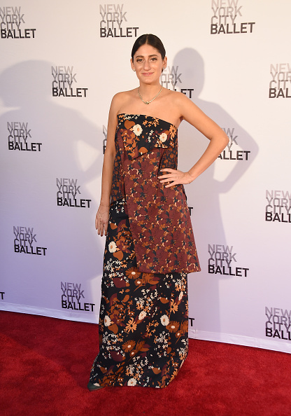 Foliate Pattern「New York City Ballet's Spring Gala」:写真・画像(4)[壁紙.com]