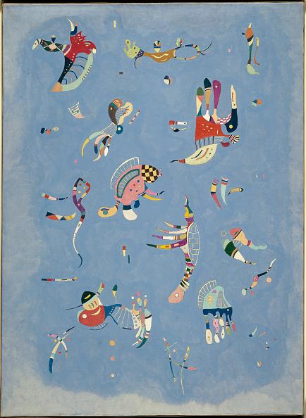 Painting - Activity「Sky Blue 1940」:写真・画像(0)[壁紙.com]