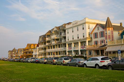 ニュージャージー州 ジャージー・ショア「Ocean Grove Victorian residences, NJ」:スマホ壁紙(2)