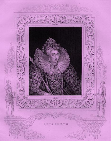 Tudor Style「Queen Elizabeth I」:写真・画像(12)[壁紙.com]