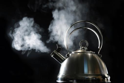 蒸気「沸騰するに」:スマホ壁紙(15)