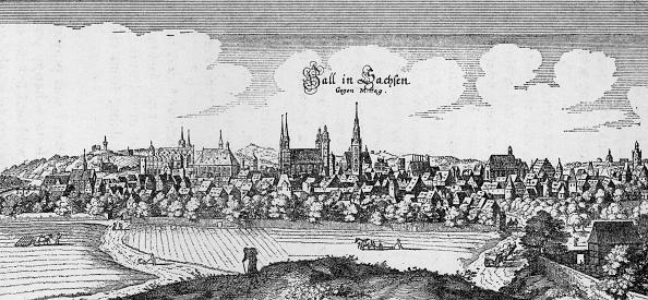 都市景観「Halle On The Saale」:写真・画像(2)[壁紙.com]