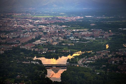 Piedmont - Italy「The city of Turin」:スマホ壁紙(0)