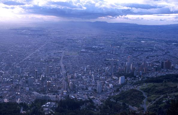 Bolivian Andes「Bogota Colombia's Stately Capital」:写真・画像(3)[壁紙.com]