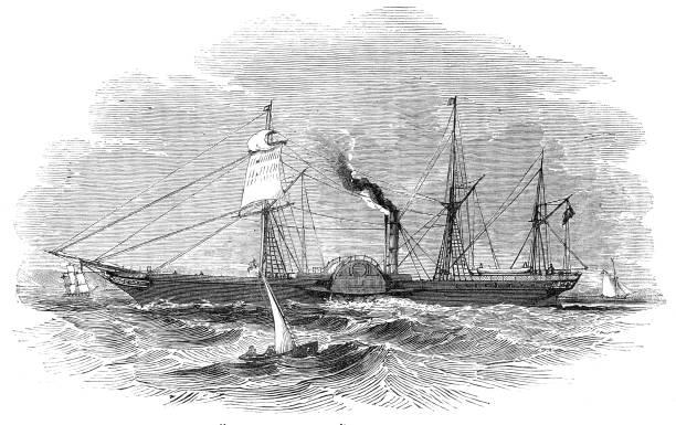 The City Of London Aberdeen Steam-Ship:ニュース(壁紙.com)