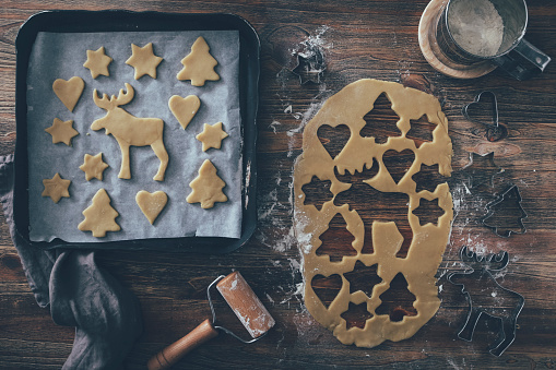 Cookie「Christmas bakery」:スマホ壁紙(8)