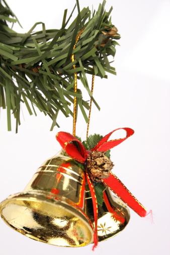 Chinese Lantern「Christmas bells, close-up」:スマホ壁紙(16)