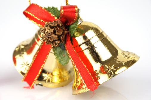 Chinese Lantern「Christmas bells , close-up」:スマホ壁紙(13)