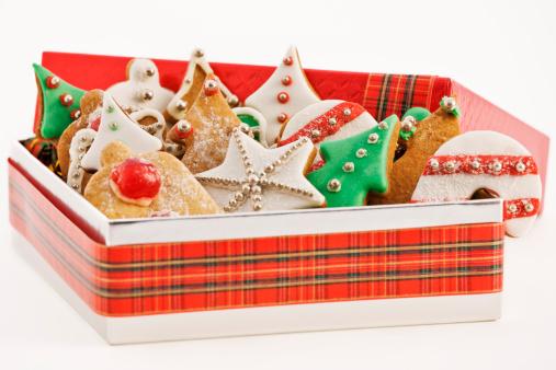 Cookie「Christmas biscuits」:スマホ壁紙(8)