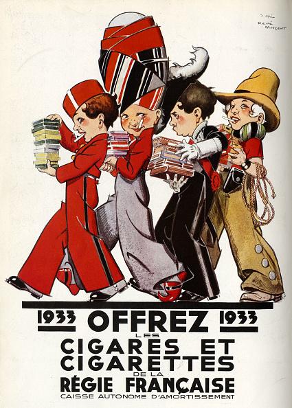 Marketing「Cigarettes De La Re?Gie Franc?Aise」:写真・画像(19)[壁紙.com]