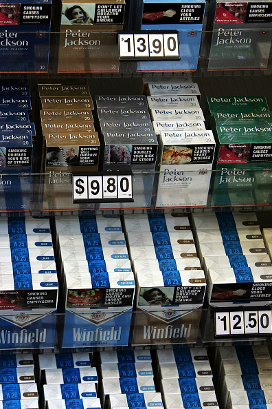 Lisa Maree Williams「Australian Cigarette Advertising Threatened」:写真・画像(13)[壁紙.com]