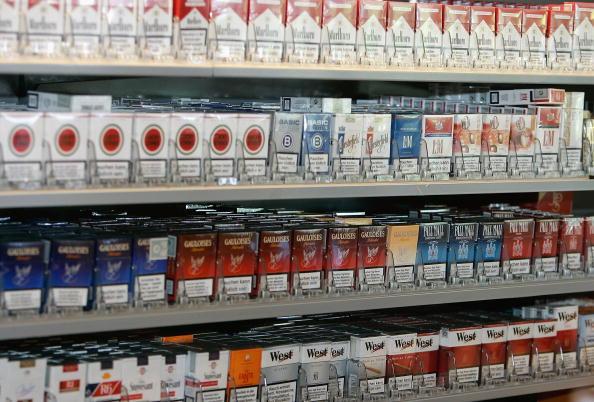 Cigarette「Tax On Tobacco To Increase」:写真・画像(8)[壁紙.com]