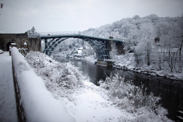 UNESCO World Heritage Site「Snow Causes Continuing Travel Disruption」:写真・画像(5)[壁紙.com]