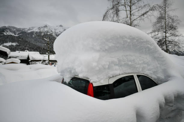 Austria And Southern Germany Inundated With More Snow:ニュース(壁紙.com)