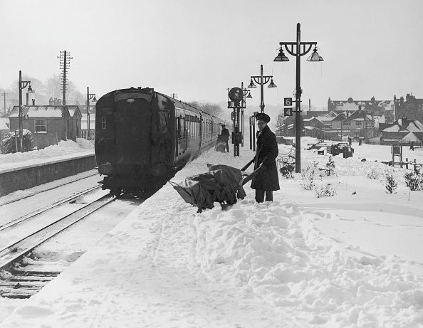 Post - Structure「Snow At Haslemere」:写真・画像(19)[壁紙.com]