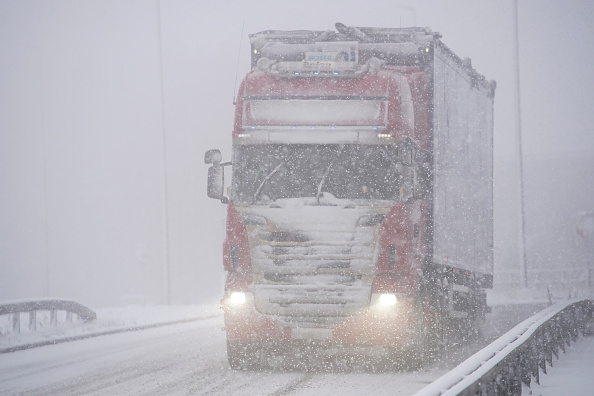West Yorkshire「Cold Spell Hits the UK」:写真・画像(10)[壁紙.com]