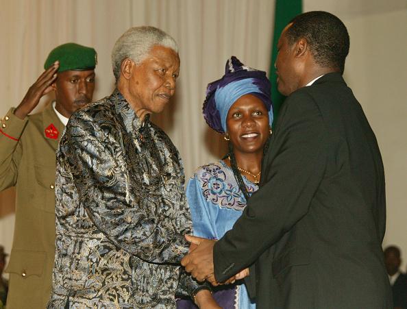 Burundi - East Africa「Domitien Ndayizaye Sworn-In As Burundi President 」:写真・画像(8)[壁紙.com]