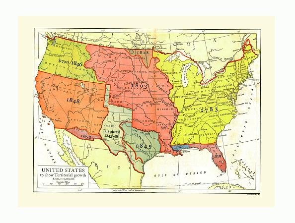 成長「Growth Map Of United States」:写真・画像(13)[壁紙.com]