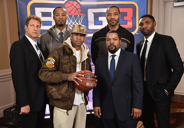 スポーツリーグ「BIG3 Press Conference」:写真・画像(3)[壁紙.com]