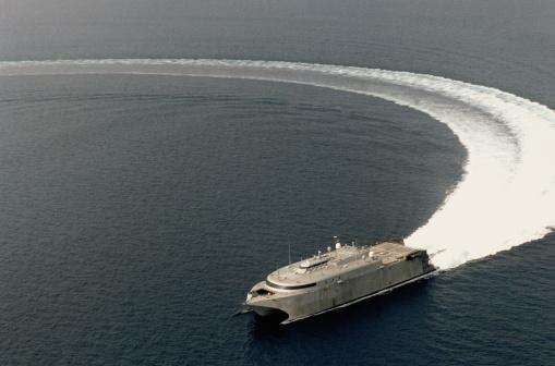 Battle「High Speed Vessel Two Swift in Indian Ocean」:スマホ壁紙(0)