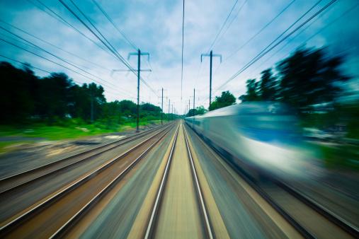 Pennsylvania「High Speed Train」:スマホ壁紙(3)