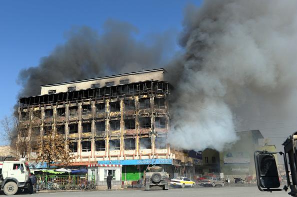 Taliban「Firefight Ends Militant Raids On Central Kabul」:写真・画像(7)[壁紙.com]