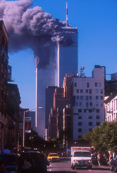 Tower「Attack On World Trade Center」:写真・画像(9)[壁紙.com]