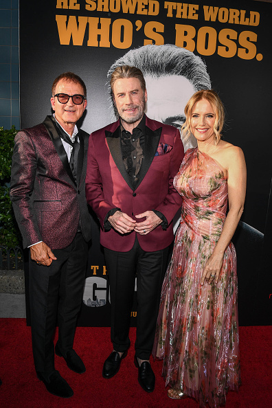 "Kelly public「NY Premiere Of ""Gotti"" Starring John Travolta, In Theaters June 15,2018」:写真・画像(12)[壁紙.com]"